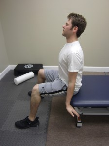 Corrective Exercise for Seated Posture